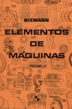 Elementos de máquinas vol. 3, livro de Gustav Niemann