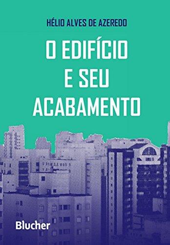 O edifício e seu acabamento, livro de Hélio Alves de Azeredo