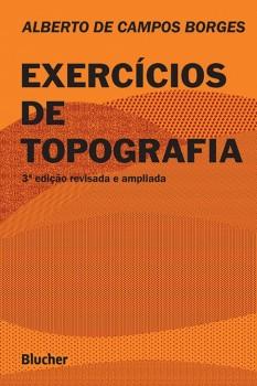 Exercícios de topografia , livro de Alberto De Campos Borges