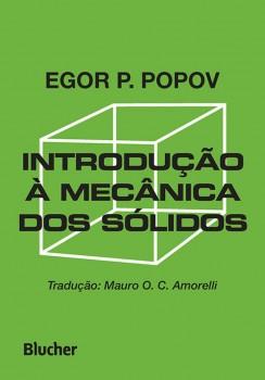 Introdução à mecânica dos sólidos, livro de Egor P. Popov