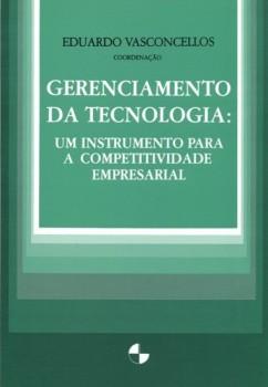 Gerenciamento da tecnologia, livro de Eduardo Vasconcellos