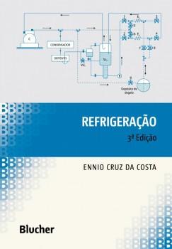Refrigeração , livro de Ennio Cruz Da Costa