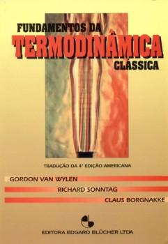 Fundamentos da termodinâmica clássica , livro de Claus Borgnakke, Richard E. Sonntag, Gordon Van Wylen