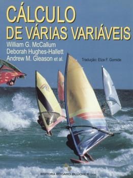 Cálculo de várias variáveis, livro de Andrew M. Gleason, Deborah Hughes-Hallett, William G. Maccallum