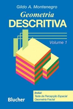 Geometria Descritiva, livro de Gildo A. Montenegro