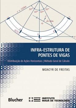 Infra-estrutura de pontes de vigas, livro de Moacyr De Freitas