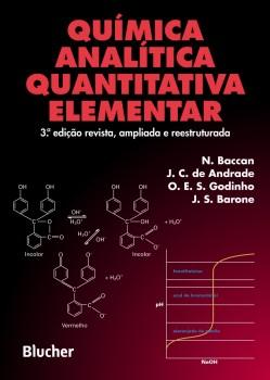Química analítica quantitativa elementar , livro de J.C. De Andrade, J. S. Barone, O.E.S. Godinho, Nivaldo Baccan