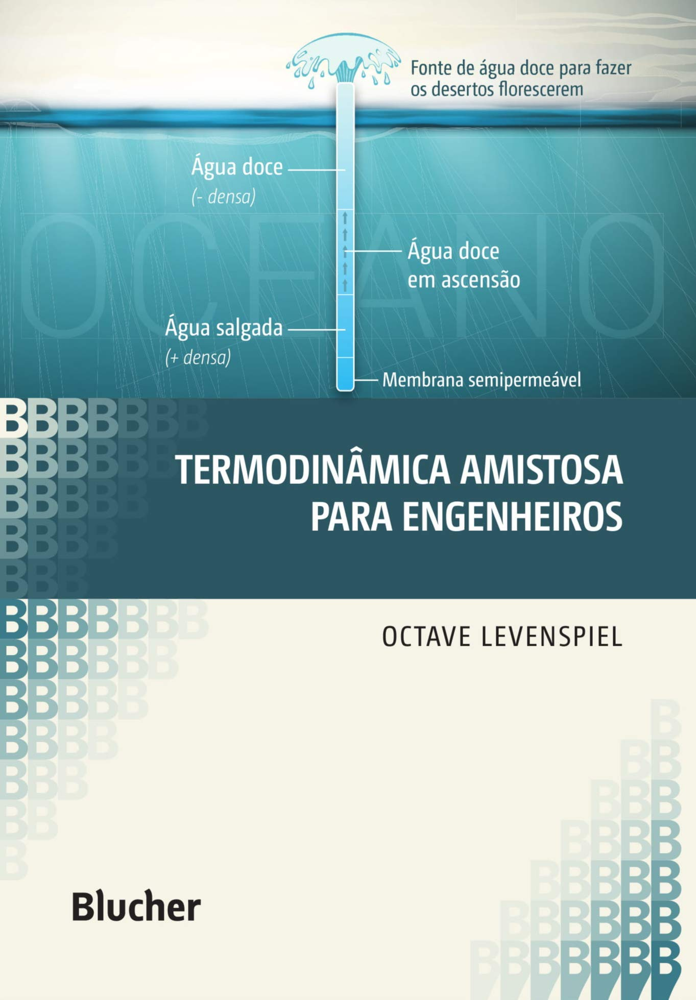 Termodinâmica amistosa para engenheiros, livro de Octave Levenspiel