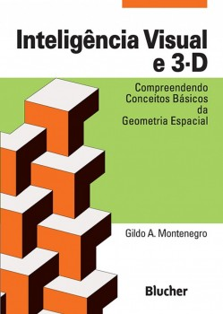 Inteligência visual e 3-D, livro de Gildo A. Montenegro