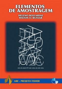 Elementos de amostragem, livro de Wilton De Oliveira Bussab, Heleno Bolfarine
