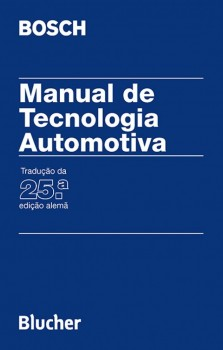 Manual de tecnologia automotiva , livro de Robert Bosch