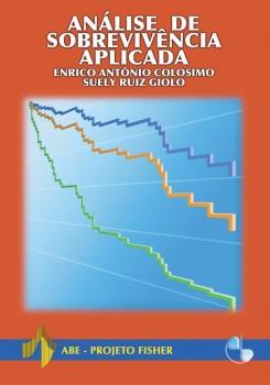 Análise de sobrevivência aplicada, livro de Enrico Antônio Colosimo