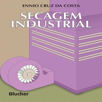Secagem industrial, livro de Ennio Cruz Da Costa