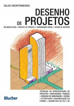 Desenho de projeto, livro de Gildo A. Montenegro