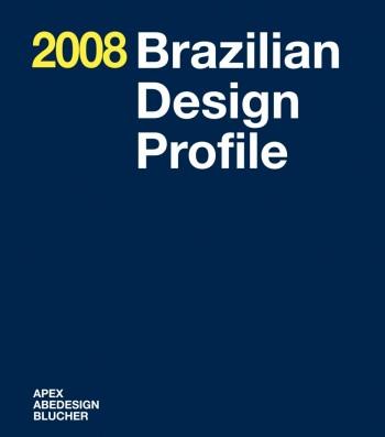 Brazilian Design Profile 2008, livro de
