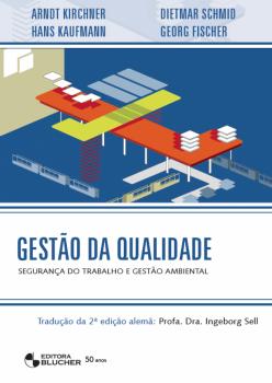 Gestão da qualidade, livro de Georg Fischer, Hans Kaufmann, Dietmar Schmid, Arndt Kirchner