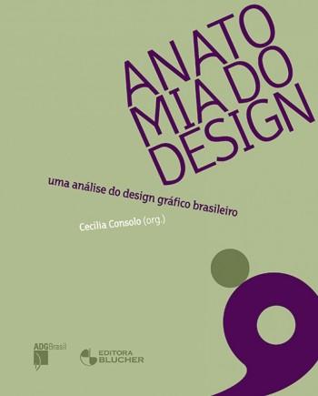 Anatomia do design, livro de Cecilia Consolo