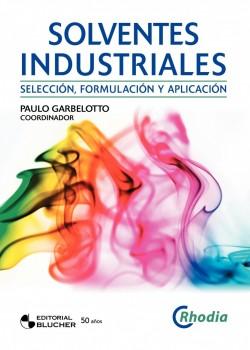 Solventes industriales, livro de Paulo Garbelotto