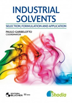 Industrial solvents, livro de Paulo Garbelotto