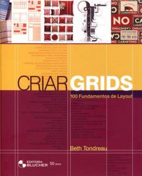 Criar Grids - 100 Fundamentos de Layout, livro de Beth Tondreau