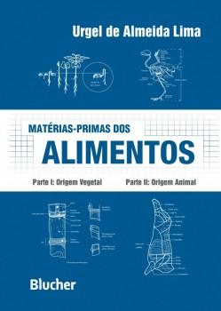 Matérias-primas dos alimentos, livro de Urgel De Almeida Lima