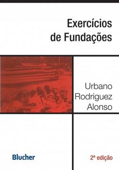 Exercícios de fundações, livro de Urbano Rodriguez Alonso