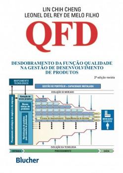 QFD-Desd. da função qualidade na gestão de desenv. de produtos, livro de Leonel Del Rey De Melo Filho, Lin Chih Cheng