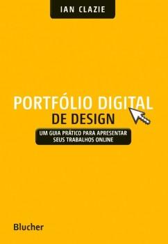 Portfólio digital de design, livro de Ian Clazie