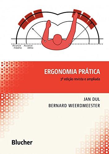 Ergonomia prática , livro de Bernard Weerdmeester, Jan Dul