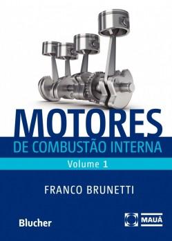 Motores de Combustão Interna, livro de Franco Brunetti