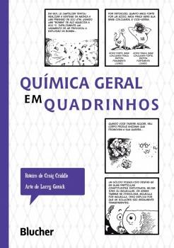 Química Geral em Quadrinhos, livro de Graig Criddle, Larry Gonick