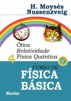 Curso de Física básica: Ótica vol. 4, livro de Herch Moysés Nussenzveig