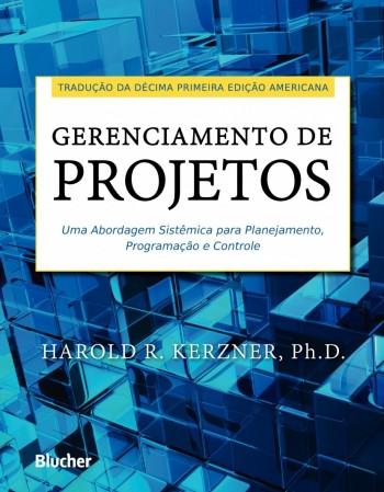 Gerenciamento de projetos, livro de Harold R. Kerzner