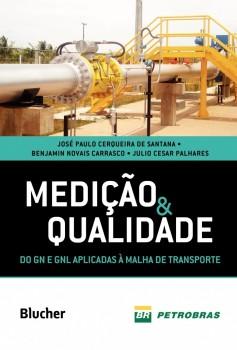 Medição & Qualidade, livro de Benjamin Novais Carrasco, Julio Cesar Palhares, José Paulo Cerqueira De Santana