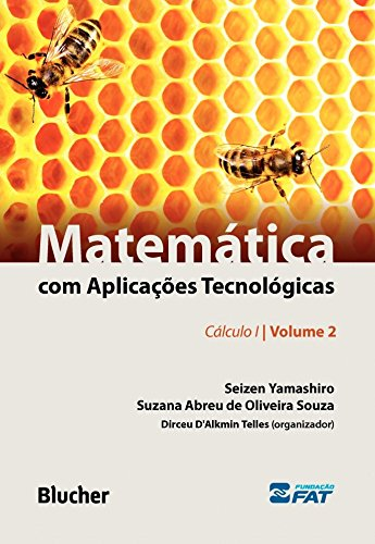 Matemática com Aplicações Tecnológicas - Vol. 2, livro de Telles/Souza/Yamashiro