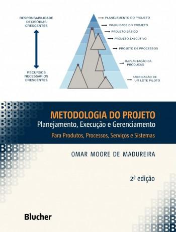 Metodologia do projeto , livro de Omar Moore De Madureira