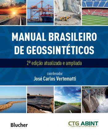 Manual brasileiro de geossintéticos, livro de José Carlos Vertematti
