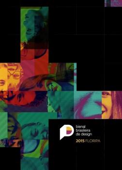 Catálogo da 5° Bienal Brasileira de Design Floripa 2015, livro de