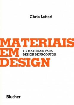 Materiais em Design, livro de Chris Lefteri