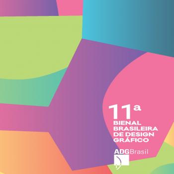 Catálogo da 11ª Bienal Brasileira de Design Gráfico, livro de  ADG Brasil