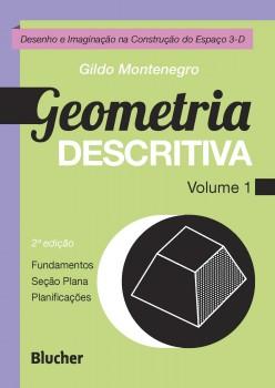 Geometria descritiva, livro de Gildo Montenegro
