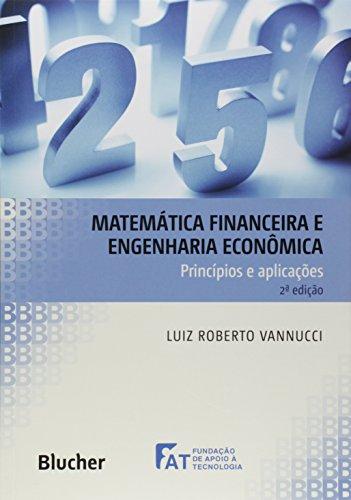 Matematica Financeira e Engenharia Economica, livro de Vannucci