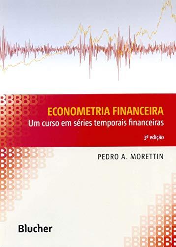 Econometria financeira, livro de Morettin