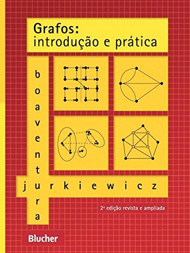 Grafos: Introdução e prática, livro de Boaventura / Jurkiewicz