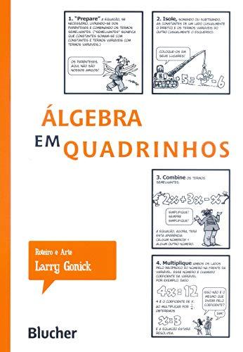 Álgebra em Quadrinhos, livro de Gonick