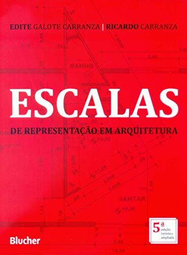 Escalas de Representação em Arquitetura, livro de Carranza