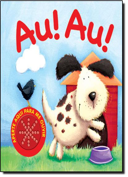 APERTE AQUI AU AU!, livro de PITT