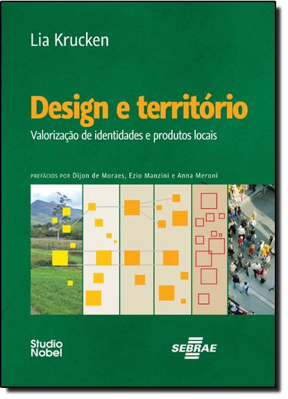 Design e Território, livro de KRUCKEN