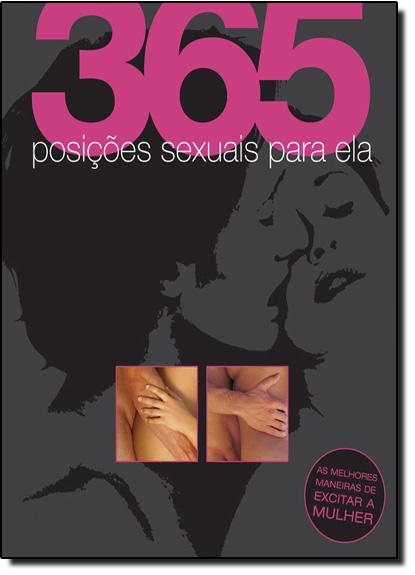 365 Posições Sexuais para Ele / Ela, livro de Dorling Kindersley