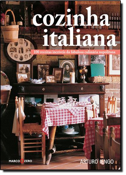 Cozinha Italiana, livro de Arturo Iengo